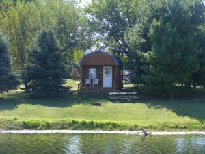Illinois Hunting And Camping At Cabin Fever Campground And