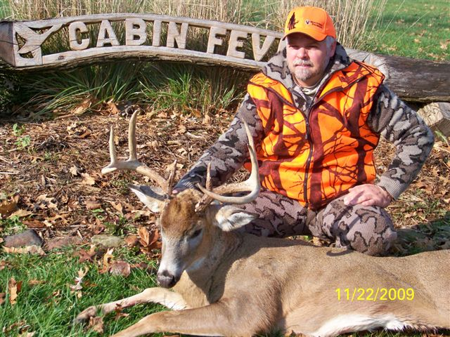 nice deer michigan hunter 003