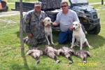 Larry&Rick Early Goose 2010